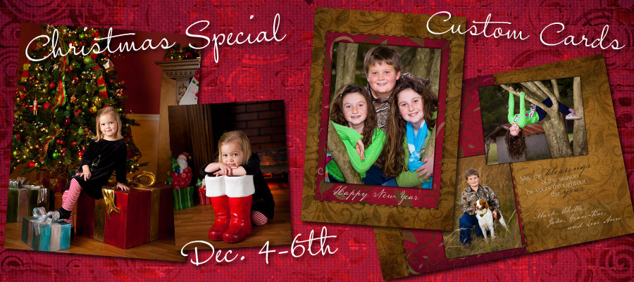 Gambrell Photography Christmas Special 2010