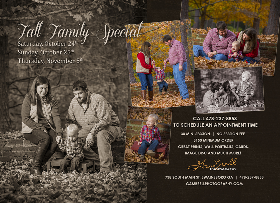 Fall Family Special 2015-Blog