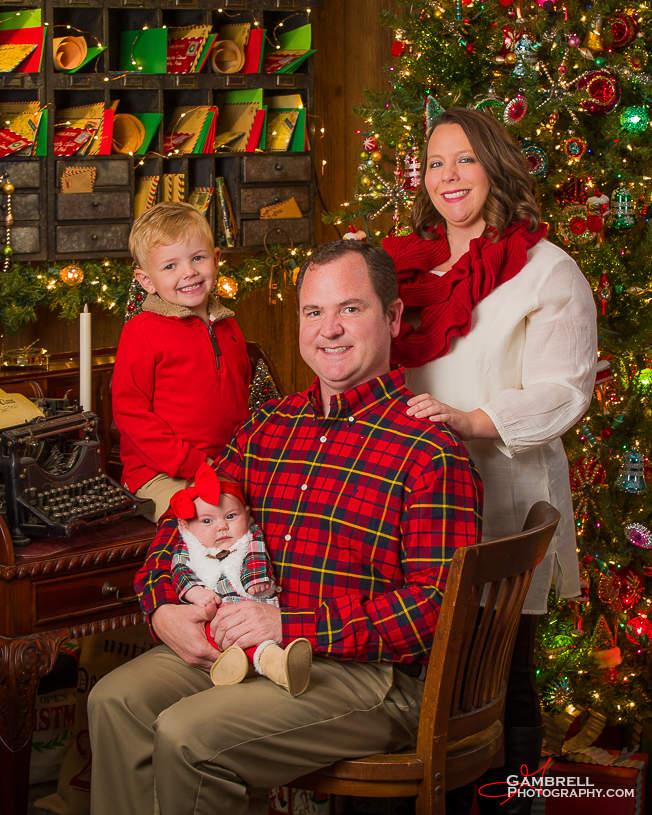 Christmas Family.Christmas Family Session Gambrell Photography